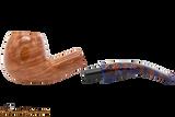 Savinelli Fantasia Natural 626 Tobacco Pipe - Smooth Apart