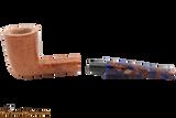 Savinelli Fantasia Natural 409 Tobacco Pipe - Smooth Apart