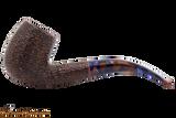 Savinelli Fantasia Brown 606 Tobacco Pipe - Rustic
