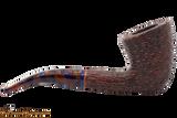 Savinelli Fantasia Brown 920 Tobacco Pipe - Rustic Right Side