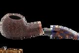 Savinelli Fantasia Brown 320 Tobacco Pipe - Rustic Apart