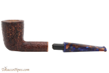Savinelli Fantasia Brown 409 Tobacco Pipe - Rustic Apart