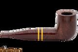 Savinelli Regimental Bordeaux 101 Tobacco Pipe - Smooth Right Side