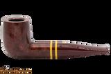Savinelli Regimental Bordeaux 101 Tobacco Pipe - Smooth