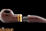 Savinelli Regimental Bordeaux 321 Tobacco Pipe - Smooth Apart