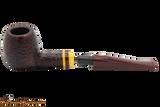 Savinelli Regimental Brown 207 Tobacco Pipe - Rustic Apart
