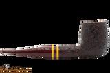 Savinelli Regimental Brown 128 Tobacco Pipe - Rustic Right Side