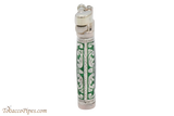 Sillems LEA Old Boy Green Double Sided Pipe Lighter Side