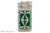 Sillems LEA Old Boy Green Double Sided Pipe Lighter