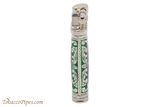Sillems LEA Old Boy Green Double Sided Pipe Lighter Side 2