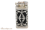 Sillems LEA Old Boy Black Single Sided Pipe Lighter