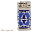Sillems LEA Old Boy Blue Single Sided Pipe Lighter