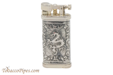 Sillems LEA Old Boy Dragon Puro Pipe Lighter Back