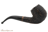 Peterson Aran 68 Bandless Rustic Tobacco Pipe Right Side