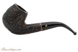 Peterson Aran 68 Bandless Rustic Tobacco Pipe