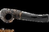 Peterson Aran 338 Bandless Rustic Tobacco Pipe Top