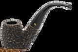 Peterson Aran 306 Bandless Rustic Tobacco Pipe