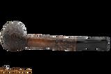 Peterson Aran 264 Bandless Rustic Tobacco Pipe Bottom