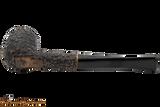 Peterson Aran 15 Bandless Rustic Tobacco Pipe Bottom