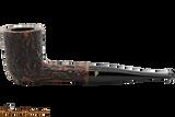 Peterson Aran 120 Bandless Rustic Tobacco Pipe
