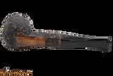 Peterson Aran 107 Bandless Rustic Tobacco Pipe Bottom