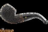 Peterson Aran 03 Bandless Rustic Tobacco Pipe