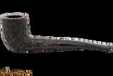 Peterson Aran 268 Bandless Rustic Tobacco Pipe