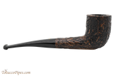 Peterson Aran 268 Bandless Rustic Tobacco Pipe Right Side