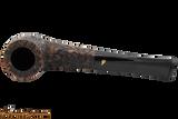 Peterson Aran 268 Bandless Rustic Tobacco Pipe Top