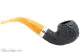 Peterson Rosslare Classic 03 Rustic Tobacco Pipe Right Side