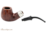 Peterson Standard Smooth B42 Tobacco Pipe Fishtail Apart