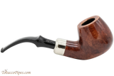 Peterson Standard Smooth B42 Tobacco Pipe Fishtail Right Side