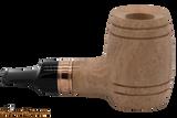 Rattray's Devil's Cut 130 Sandblast Natural Tobacco Pipe Right Side