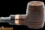 Rattray's Devil's Cut 130 Sandblast Brown Tobacco Pipe Right Side
