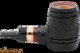 Rattray's Devil's Cut 130 Rustic Tobacco Pipe Right Side