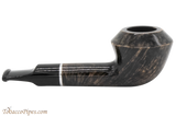 Rattray's Outlaw Grey Smooth 140 Tobacco Pipe Right Side