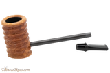Eltang Basic Brown Rustic Tobacco Pipe Apart