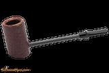 Eltang Basic Burgundy Sandblast Tobacco Pipe