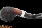 Ardor Urano Black Tobacco Pipe - UN265 Bottom