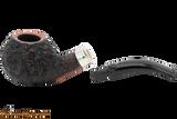 Ardor Urano Black Tobacco Pipe - UN265 Apart