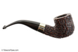 Peterson Donegal Rocky 01 Tobacco Pipe Fishtail Right Side
