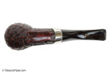 Peterson Donegal Rocky 01 Tobacco Pipe Fishtail Bottom