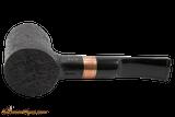 Rattray's Distillery 128 Sandblast Black Tobacco Pipe Bottom