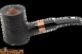 Rattray's Distillery 128 Sandblast Black Tobacco Pipe