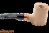 Rattray's Distillery 128 Sandblast Natural Tobacco Pipe Right Side