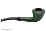 Rattray's Limited Smooth Green Tobacco Pipe Right Side