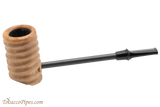 Eltang Basic Natural Rustic Tobacco Pipe