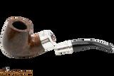 Peterson System Spigot 307 Smooth Tobacco Pipe PLIP Apart