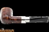 Peterson Walnut Spigot 120 Tobacco Pipe Fishtail Bottom