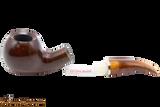 Vauen Classic 3937 Smooth Tobacco Pipe Apart